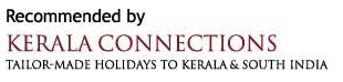 Recommended by Kerala Connections, Kerala Connections Ltd is a British based company specialising in holidays to Kerala and South India.